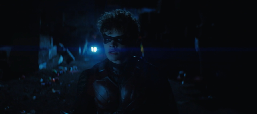 La tercera temporada de Titans reveló a más integrantes de la Batifamilia
