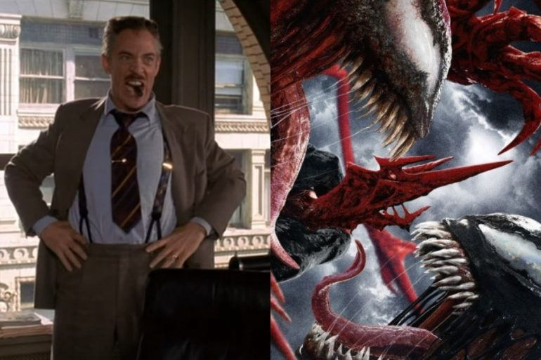 J.J. Jameson sería parte de Venom: Let There Be Carnage