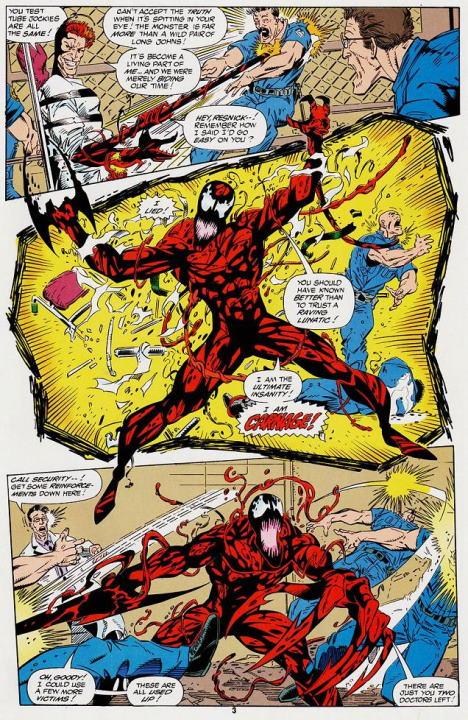 Las lecciones del segundo tráiler de Venom: Let there be Carnage