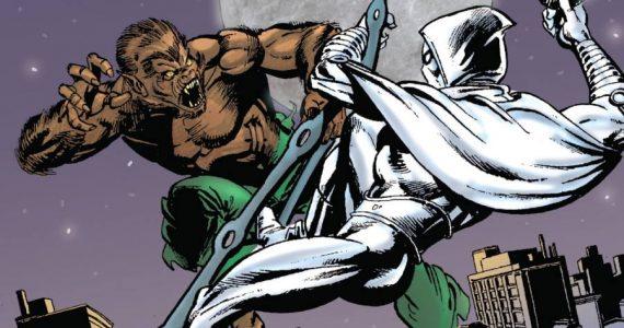 Werewolf by Night llegaría a una serie de Marvel Studios