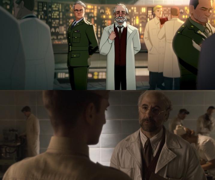Easter eggs y referencias del episodio 1x01 de What If...?