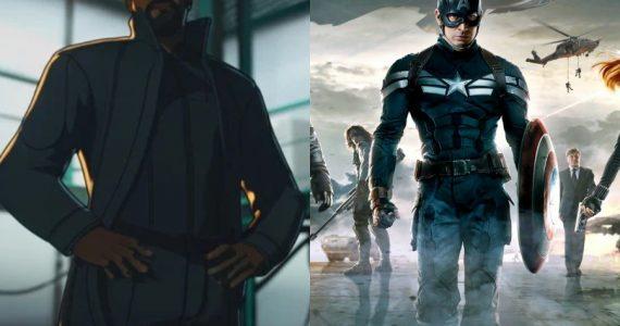 El easter egg de Captain America: The Winter Soldier oculto en What If...?