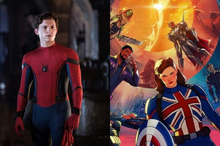 Tom Holland no será Spider-Man en la serie animada What If...?