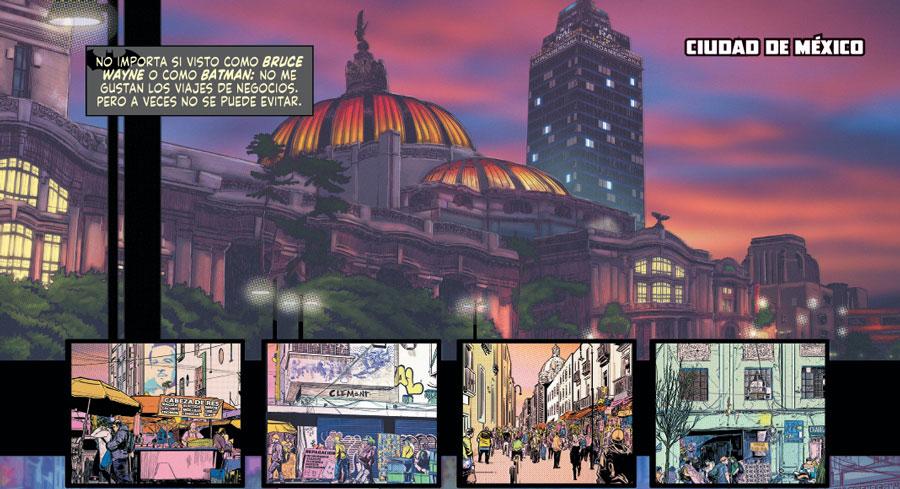 Batman: El Mundo, entrevista con Alberto Chimal