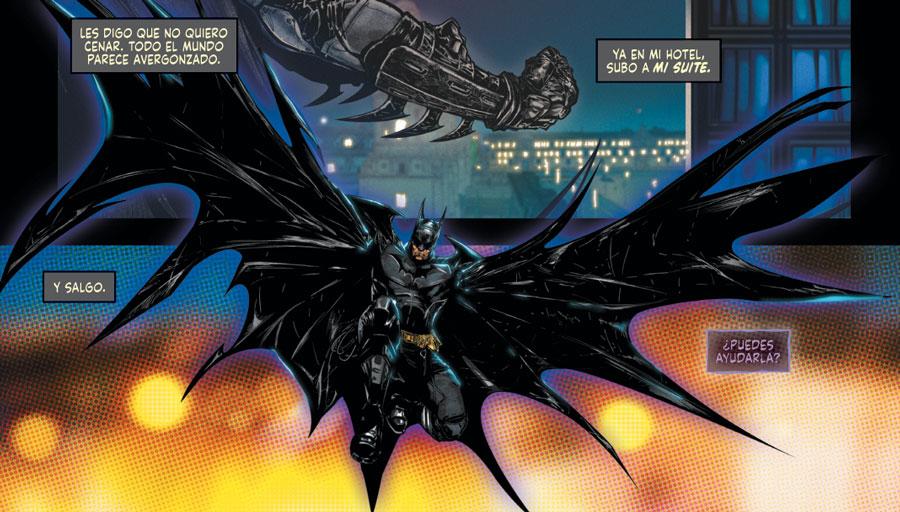 Batman: El Mundo, entrevista con Rulo Valdés