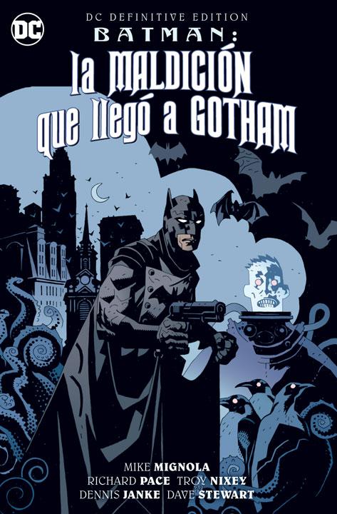 DC Definitive Edition – Batman: La maldición que llegó a Gotham