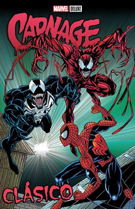 Marvel Deluxe – Carnage: Clásico SMASH Tienda de cómics
