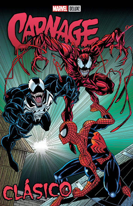 Marvel Deluxe – Carnage: Clásico