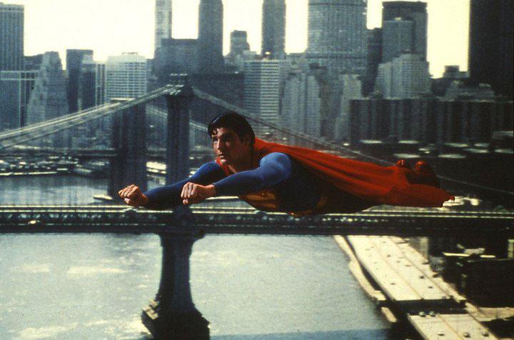 Dedican Doodle a Christopher Reeve, el querido Superman del cine