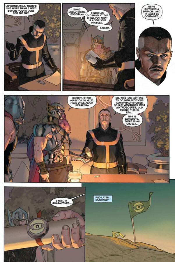 El lado oscuro de Doctor Strange