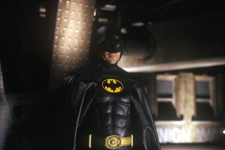 Un posible un proyecto en solitario con Michael Keaton como Batman en puerta