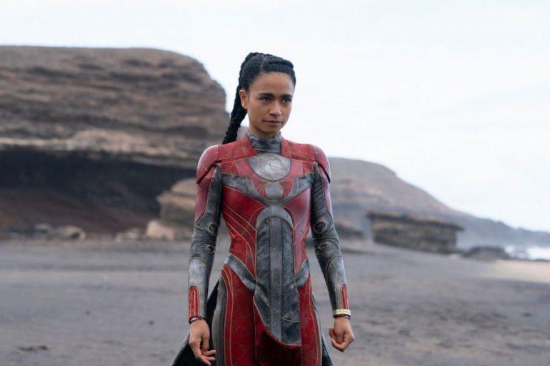 Eternals: Makkari será la primera heroína sorda de Marvel Studios