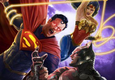 La película animada Injustice ya tiene fecha de estreno