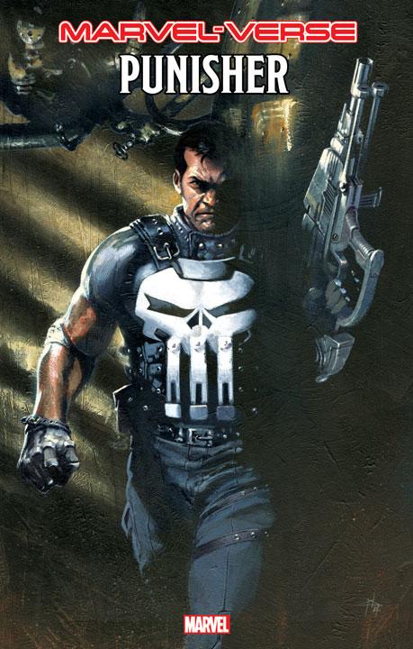 Marvel Verse – Punisher