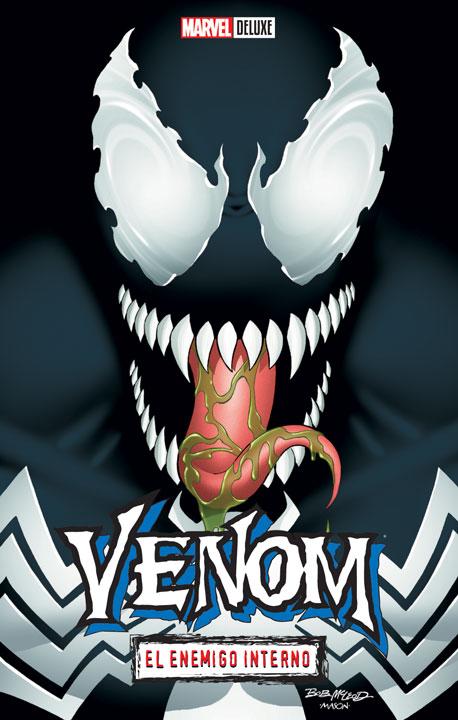 Marvel Deluxe – Venom: El Enemigo Interno
