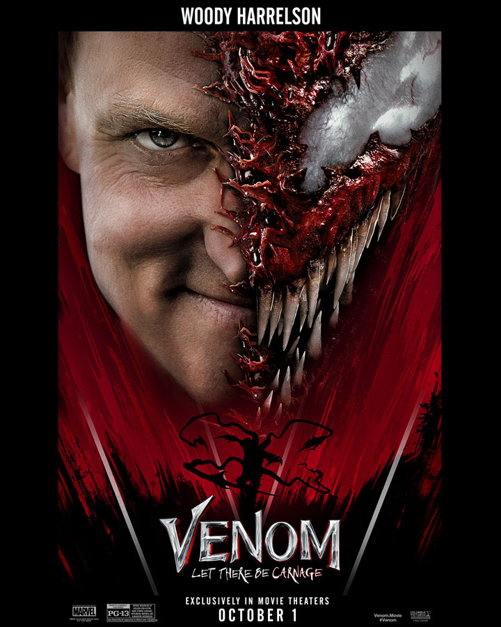 Venom: Let There Be Carnage Releases The Most Impressive Movie Posters
