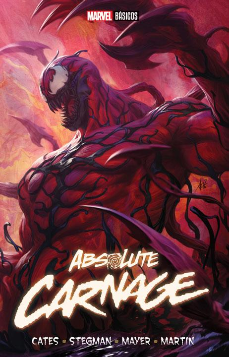 Absolute Carnage, SMASH, Venta en línea