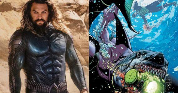 Más nombres y The Shark se suman a elenco de Aquaman and the Lost Kingdom