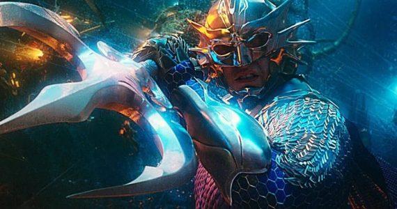 Ocean Master luce irreconocible en nueva foto desde el set de Aquaman and the Lost Kingdom