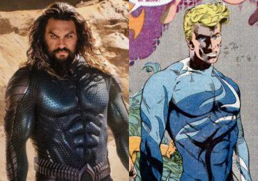 ¿Cuál es el origen del traje azul de Aquaman?