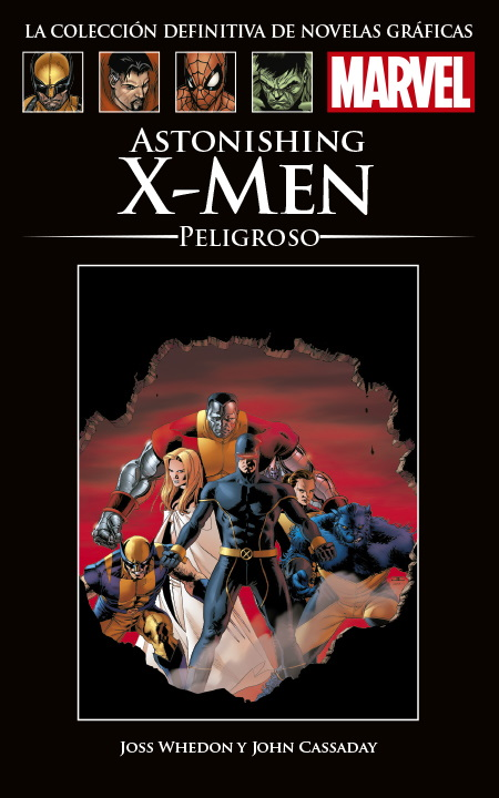 Los momentos más recordados de Astonishing X-Men de Josh Weddon