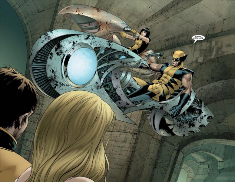 Los momentos más recordados de Astonishing X-Men de Joss Whedon