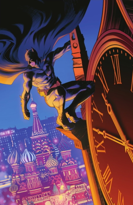 Alrededor del Mundo con Batman, conoce a los equipos de este tomo