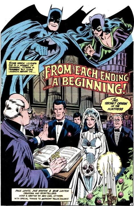 ¿Batman podrá ser feliz en algún lugar del Multiverso DC?