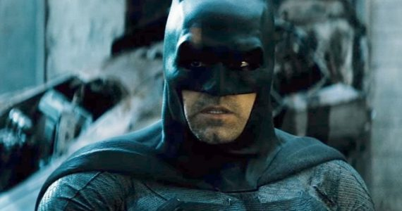 Descubre la maqueta conceptual del traje de Batman para Batman v Superman