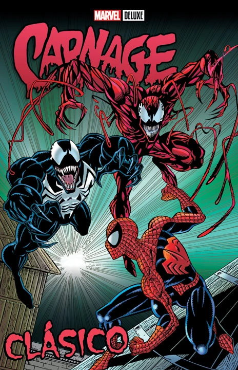 Marvel Deluxe: Carnage Clásico