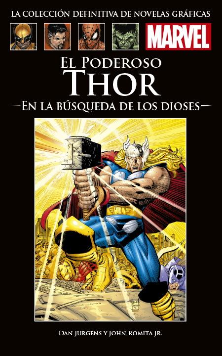 El Poderoso Thor: En Búsqueda de los Dioses