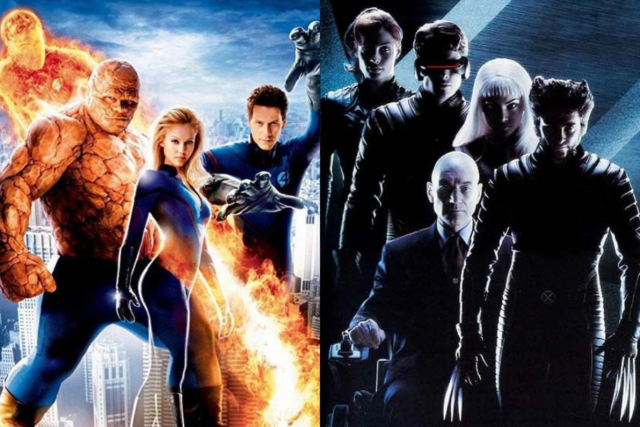 The X-Men (2000) easter egg inside Fantastic Four (2005) that (almost) no one noticed