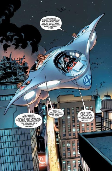 Marvel ComFantastic Four: Las 7 mejores versiones del Fantasti-Carics