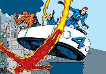 Fantastic Four: Las 7 mejores versiones del Fantasti-Car