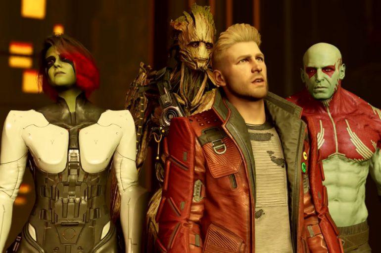 Consulta el soundtrack del videojuego Guardians of the Galaxy