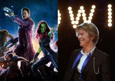 Ésta canción de David Bowie se descartó para Guardians of the Galaxy Vol. 3
