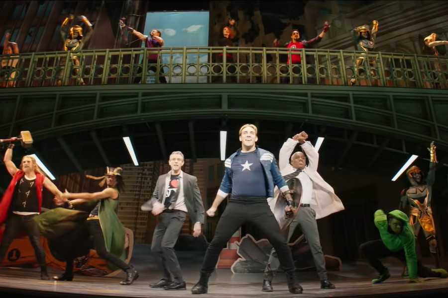 Hawkeye: Captain America's Musical Theater Play It Was Almost A Reality!