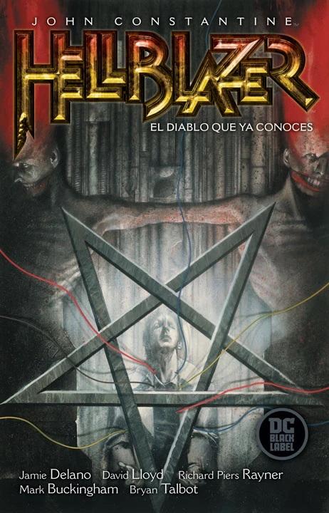 Hellblazer Vol. 2: El Diablo que ya conoces
