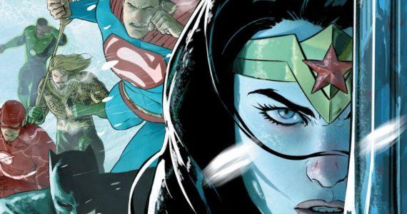 El invierno se adelanta con Justice League: Endless Winter