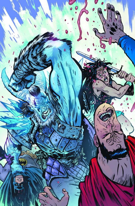 Winter is coming with Justice League: Endless Winter