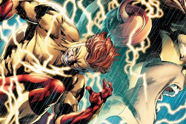 Kid Flash tendría su propia serie en plataformas digitales
