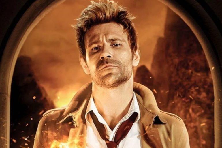 Matt Ryan habla del futuro de Constantine después de Legends of Tomorrow