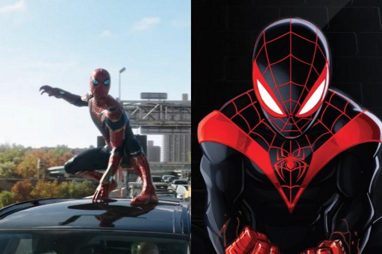 Así podría aparecer Miles Morales en Spider-Man: No Way Home