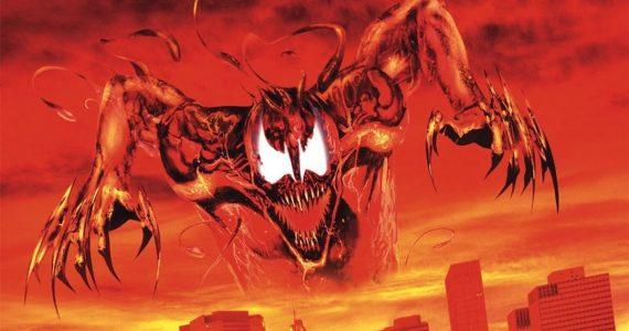 ¿Por qué Carnage es rojo en Venom: let there be carnage?