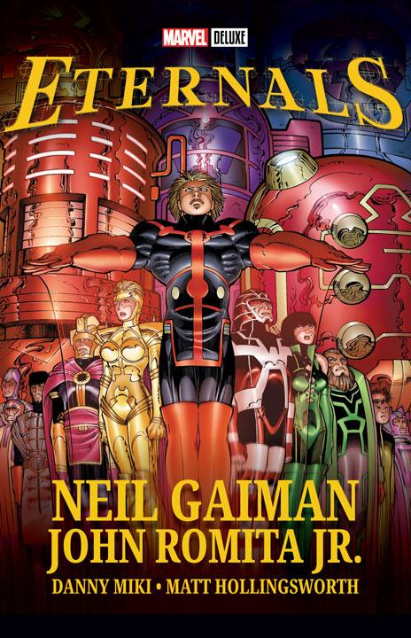 Eternals de Neil Gaiman