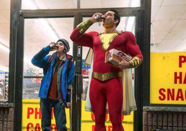 ¡Corte y queda! Shazam!: Fury of the Gods termina sus filmaciones
