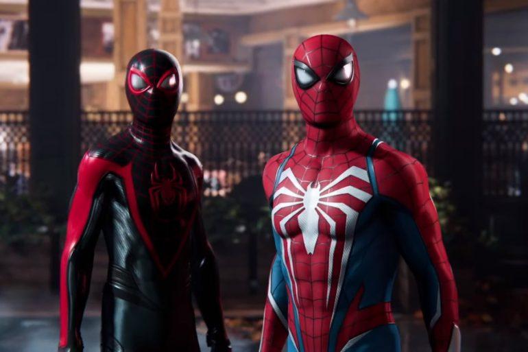 ¡Llegó el primer teaser del videojuego Spider-Man 2!