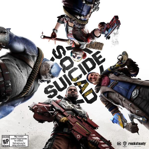 Descubre el arte que acompañará al videojuego Suicide Squad: Kill the Justice League