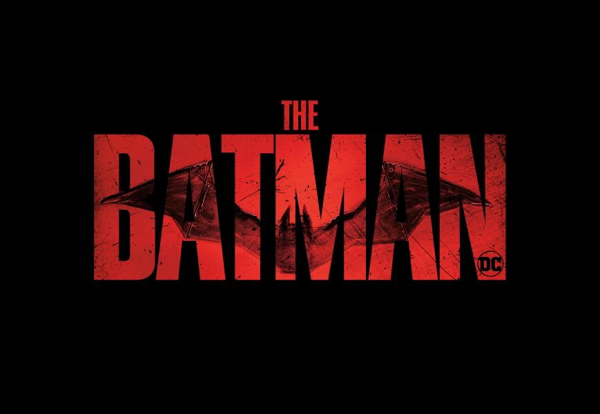 The Batman, Logo