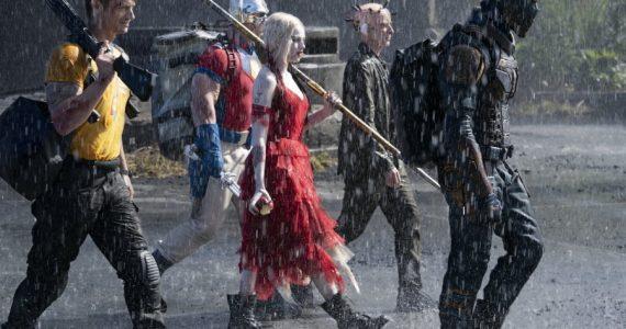 ¡Ríe con los divertidos bloopers de The Suicide Squad!